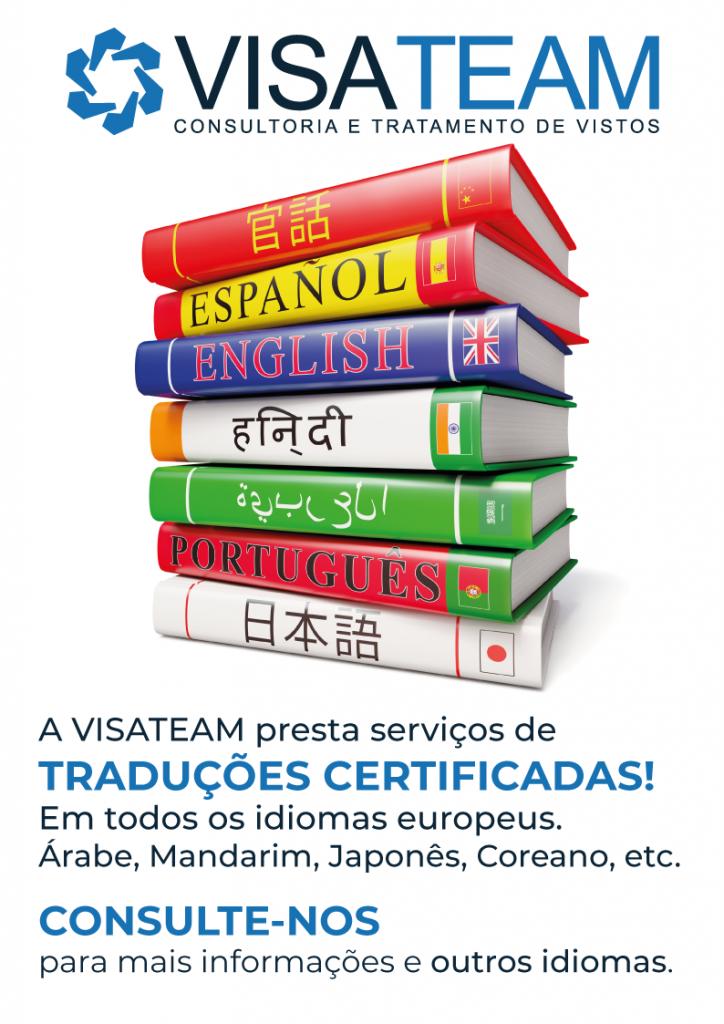 Traduções Certificadas